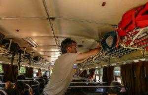Sri Lanka by local bus