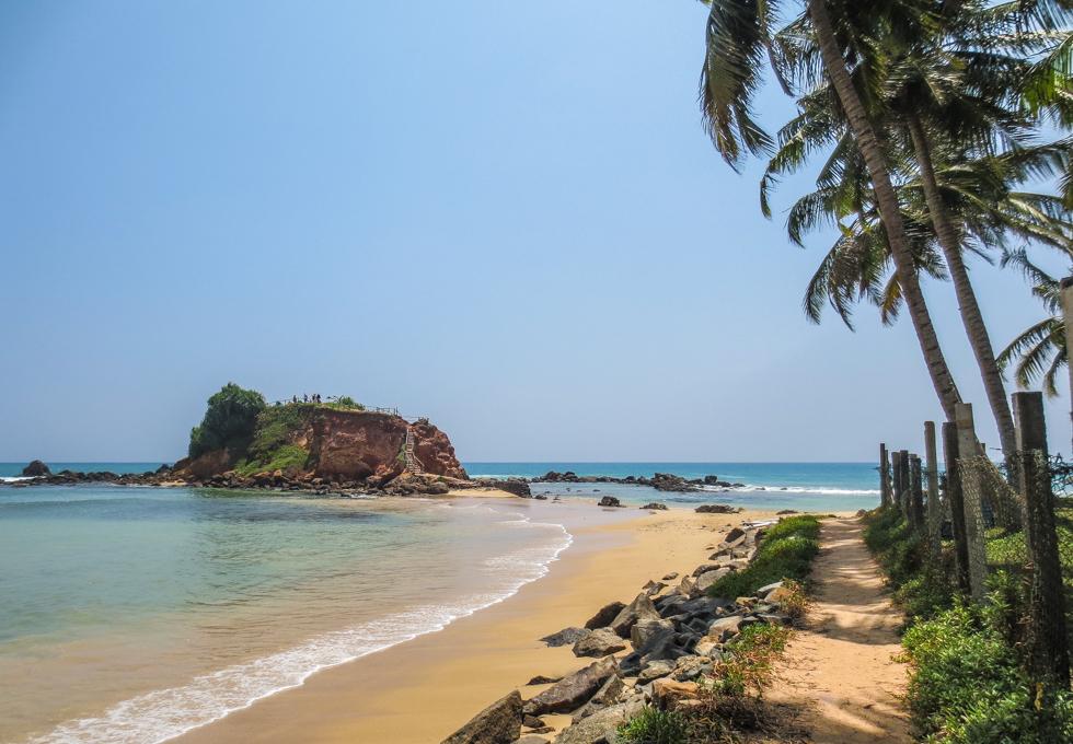Where to go in Sri Lanka