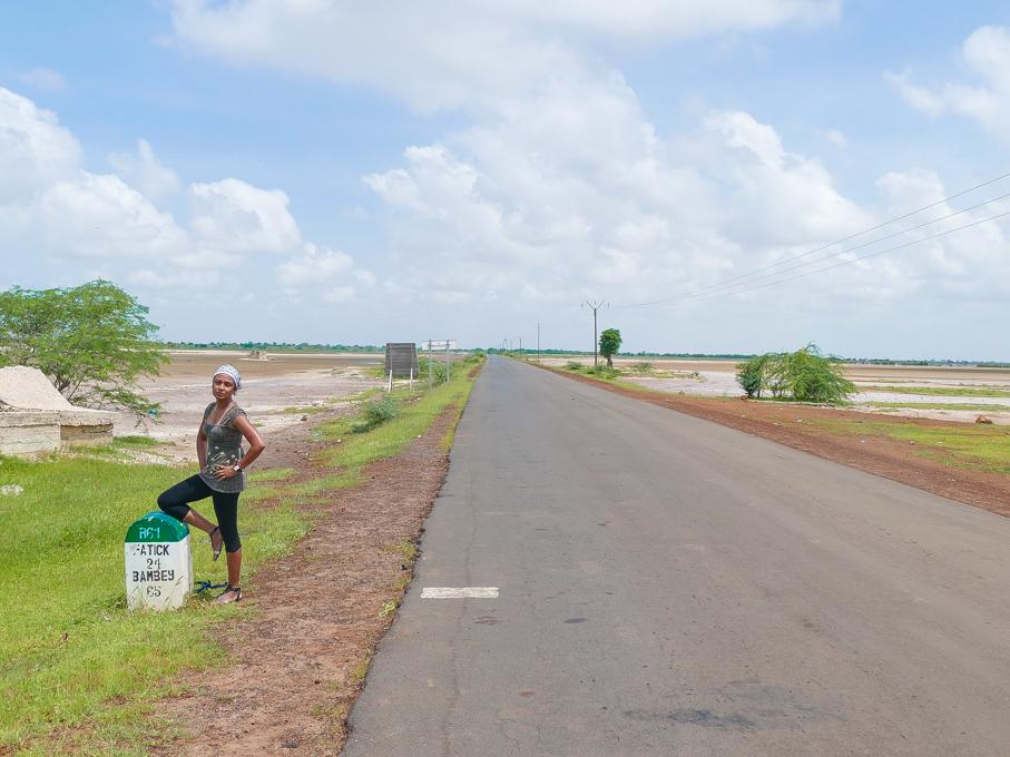 Road trip in Senegal
