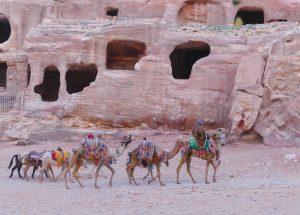 When to travel Jordan