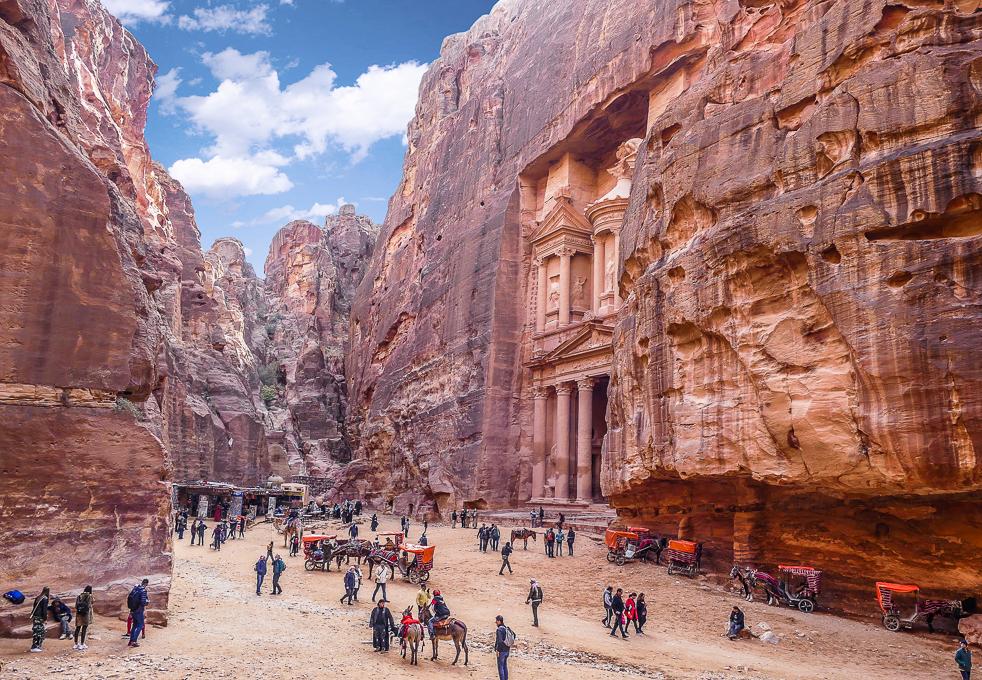 Petra Red City Jordan
