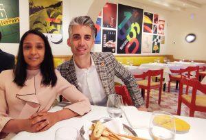 Cavallino Restaurant in Maranello