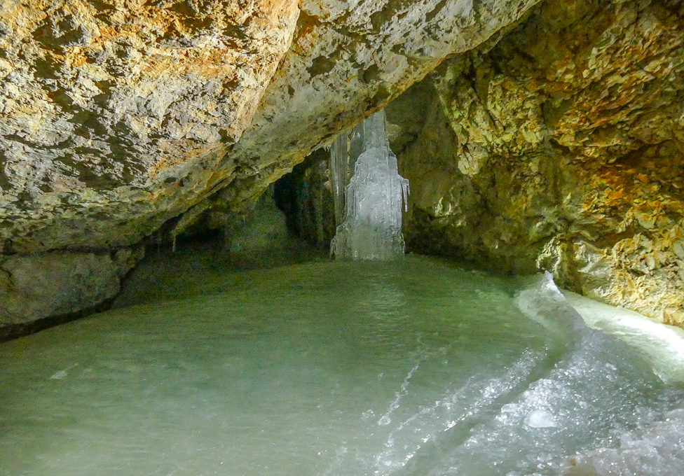 Dachstein Giant Ice Cave