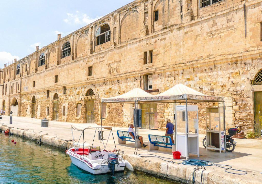 3 cities to Valletta
